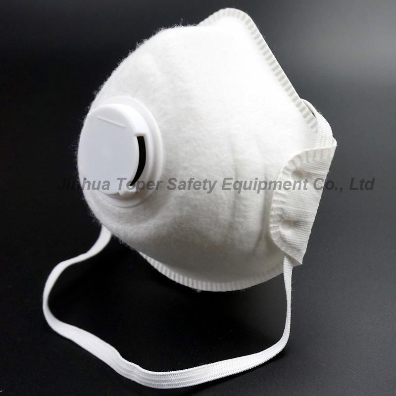 Ce En149: Ffp2 Disposable Dust Mask with Valve (DM2020)