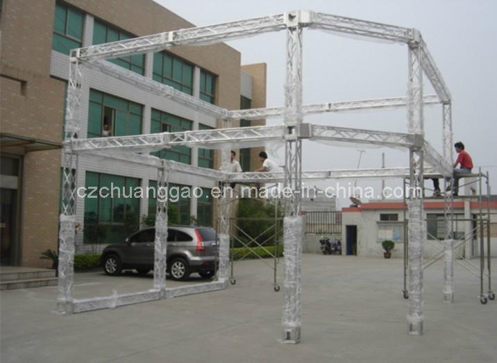 Jiangsu--Exhibition Aluminium Truss