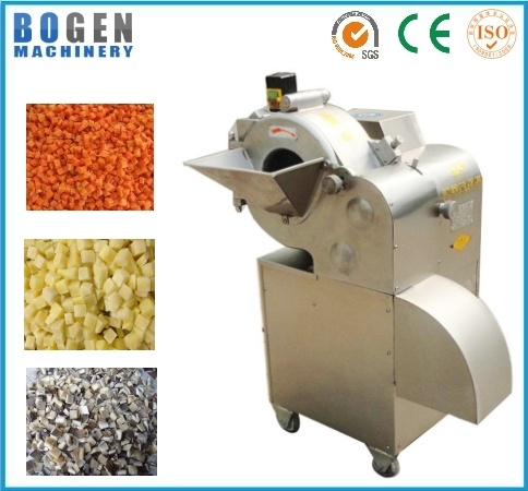 Stainless Steel Electric Vegetable Dicer with Ce