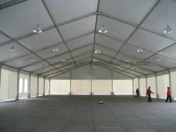 Portable Modern Prefabricated Big Trade Show House Tent