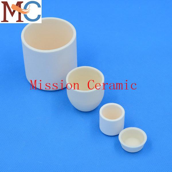 Good Quality Refractory Alumina Ceramic Crucible