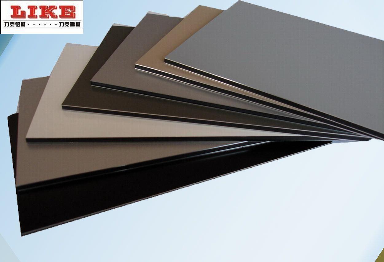 Fireproof Composite Panel : China fireproof aluminum composite panel lk acp