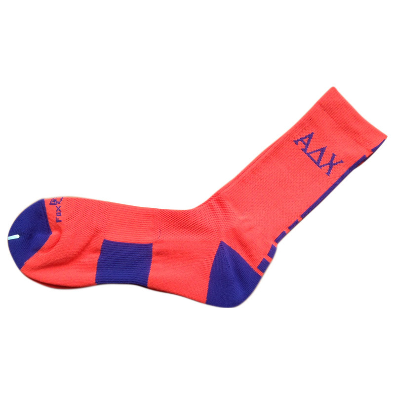 Color Nylon Cushion Sports Socks for Club (nc-2)