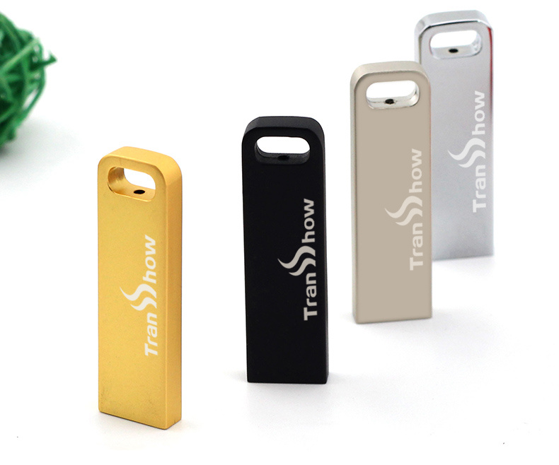 USB Flash Drive OEM USB Stick Print Logo Metal Mini Waterproof USB Pendrives flash Card USB Memory Stick USB Flash Disk USB memory Card Thumb USB Flash