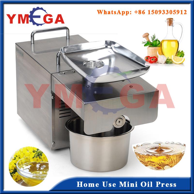 Multifunctional Food Grade Automatic Mini Peanut Oil Machine