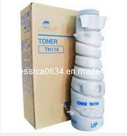 Toner Tn114 for Konica Minolta Toner Di-161/2011 Bizhub-162/210/7516/7616/7521