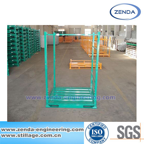 Tyre Pallet / Collapsible Cage Pallet / Metal Heavy Duty Stillage