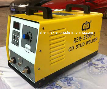 CD Invert Stud Welder With Energy-Storage Capacitors