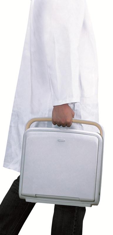 Med-Du-Q5 4D Portable Color Doppler Ultrasound Scanner
