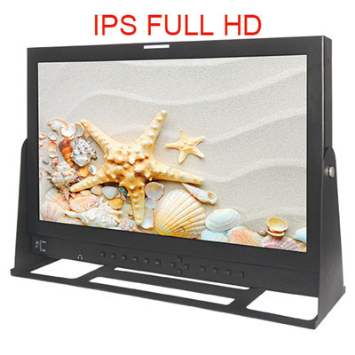 "21.5"" Field LCD Monitor with IPS Panel Full HD Sdi"