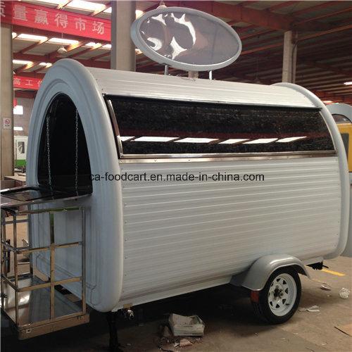 China Mobile Food Wagon with LED Lights