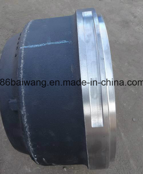Brake Drum (3600A/3600AX) for Gunite Semi-Trailer