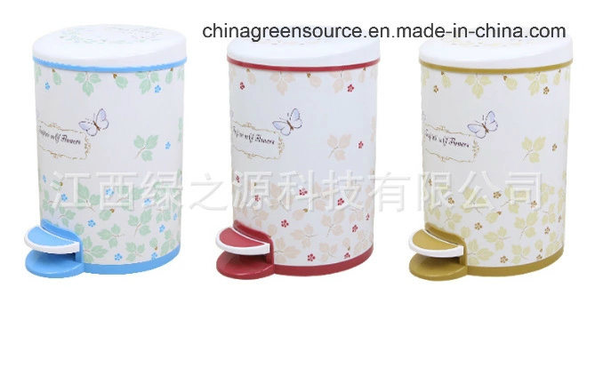 Greensource, 2017hot Sale Heat Transfer Film for Mini Garbage Can, Heat Trtansfer Film for Plastics
