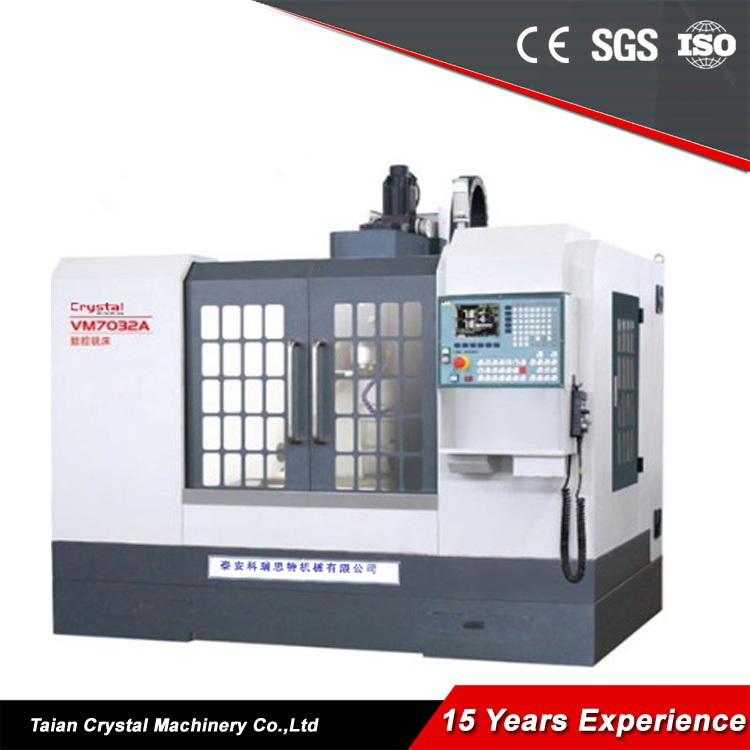 Chinese 3 Axis Linear Guide Way CNC Milling Machine Vmc7032