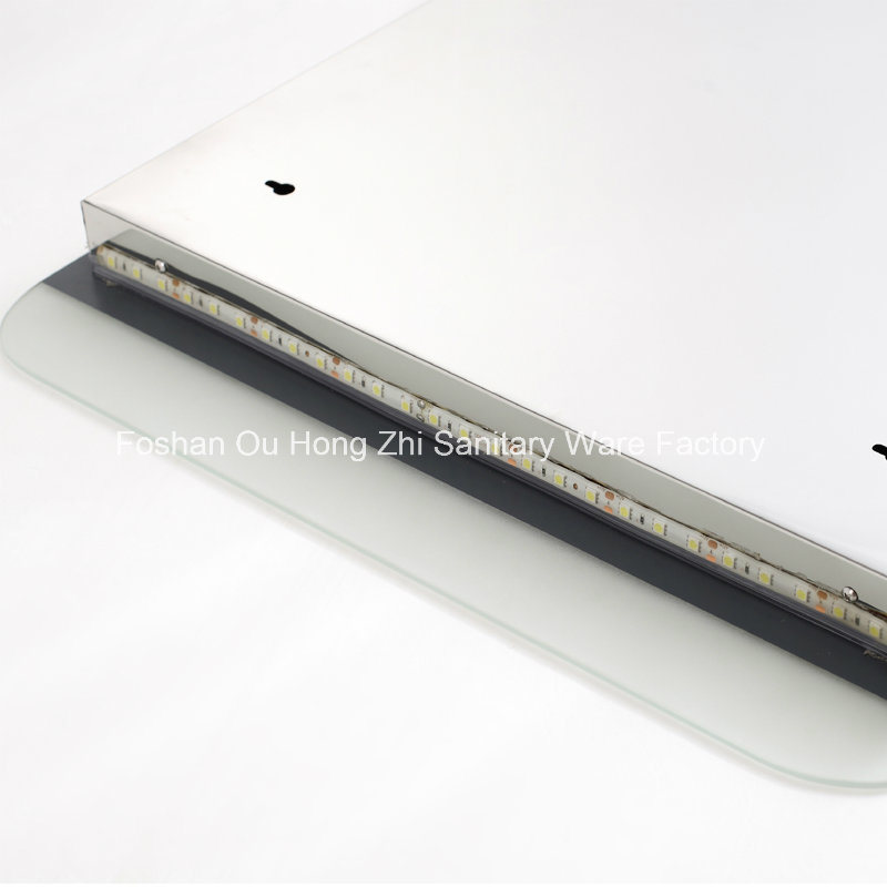 Wall Mounted Hotel Bathroom LED Mirror with Ce Approval