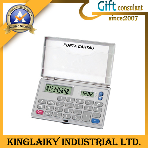 Foldable Desktop Calculator with Customized Branding for Gift(Ka-004