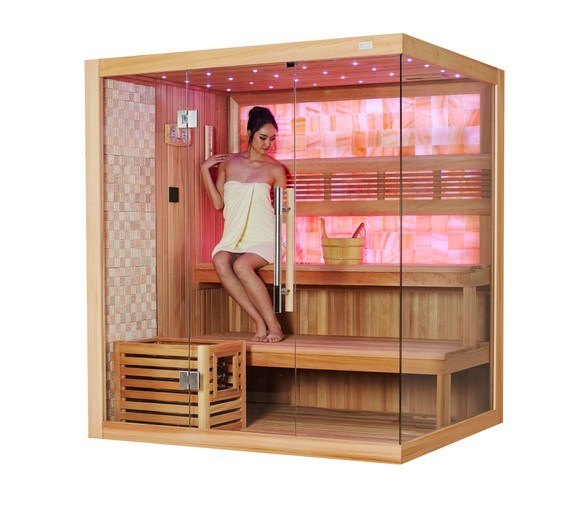 Monalisa Newest Style Home Using Sauna Room (M-6048)