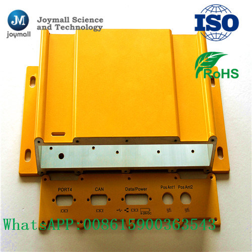 Painted GPS Box Aluminum Die Casting for Auto Part