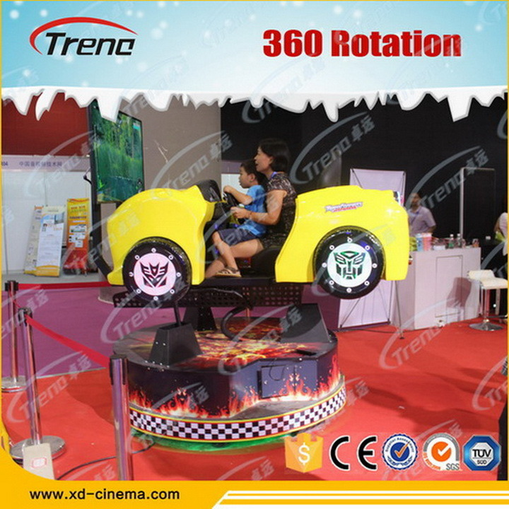 3D 4D 7D Motion Game Machine Arcade Racing Car Driving Simulator
