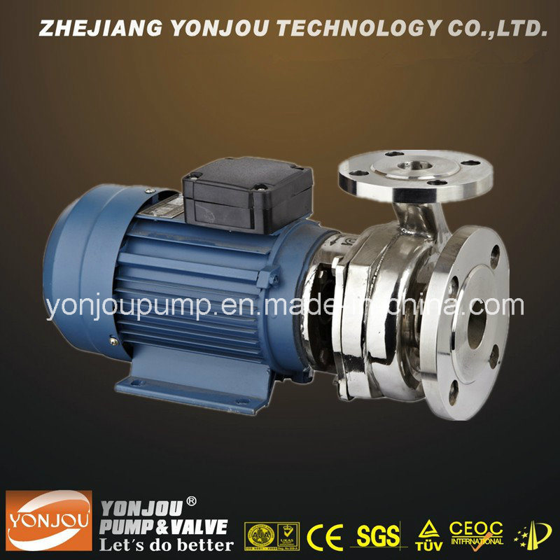 Lqf Mechanical Seal Pump, ISO9001, Stainless Steel Anti-Corrosive Centrifugal Pump