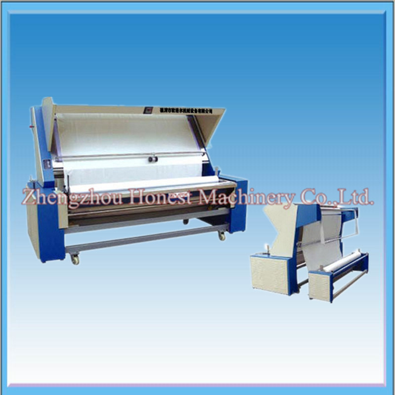 Automatic Edge Fabric Inspection Machine