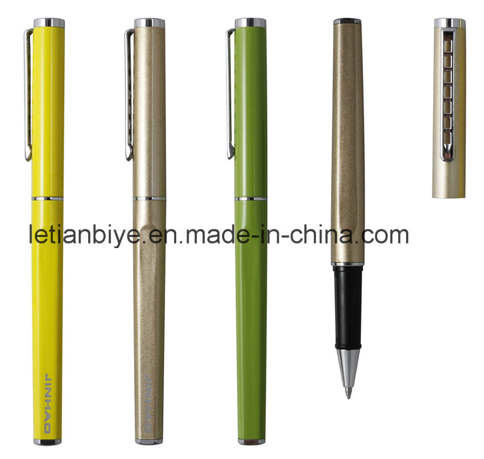 New! Customized Colored Metal Gift Pen (LT-C535)