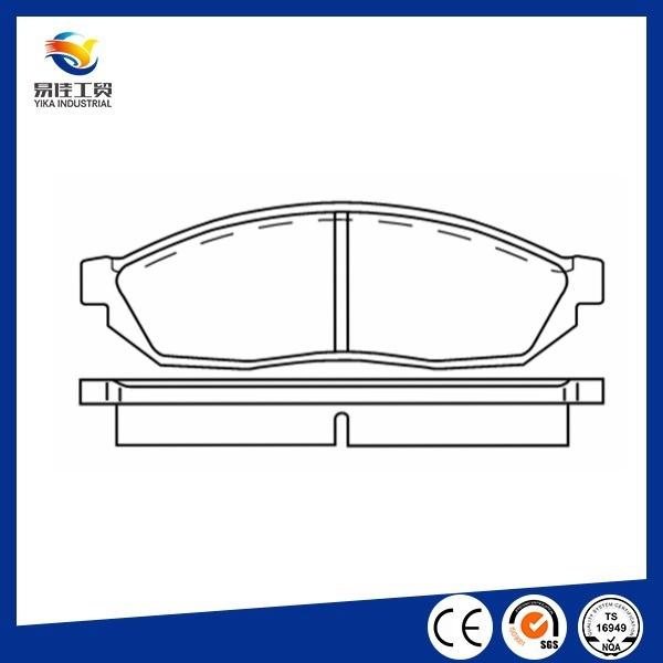 High Quality Auto Parts Wholesale Brake Pads 5521078450