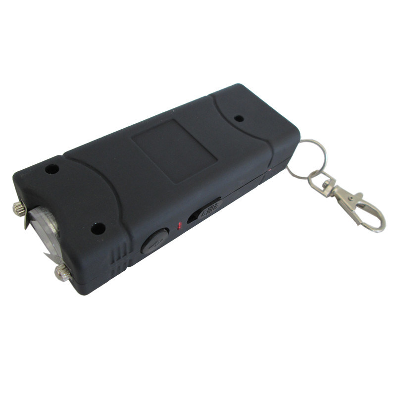 Mini Stun Gun with Key Chain for Self Defense Device (Mini 800P)