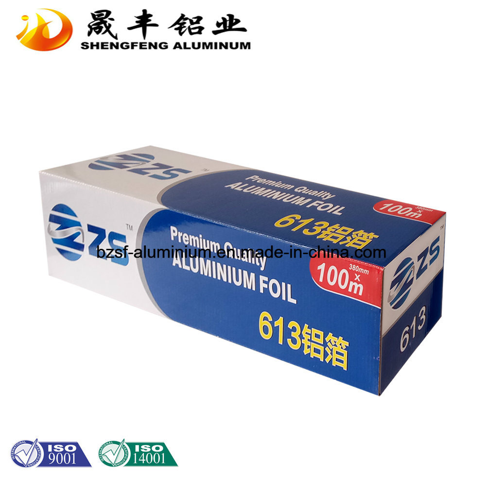China Manufacturer Home Catering Household Aluminum Foil