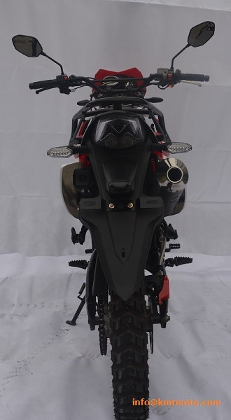 2017 China New Motorcycle, Dirt Bike, Fuel Injection, Euro IV