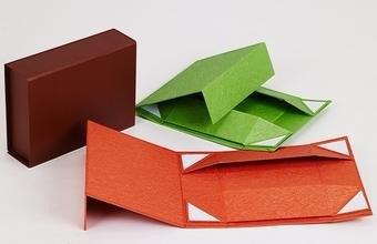 Paper Folding Gift Box&Flat Pack Gift Box