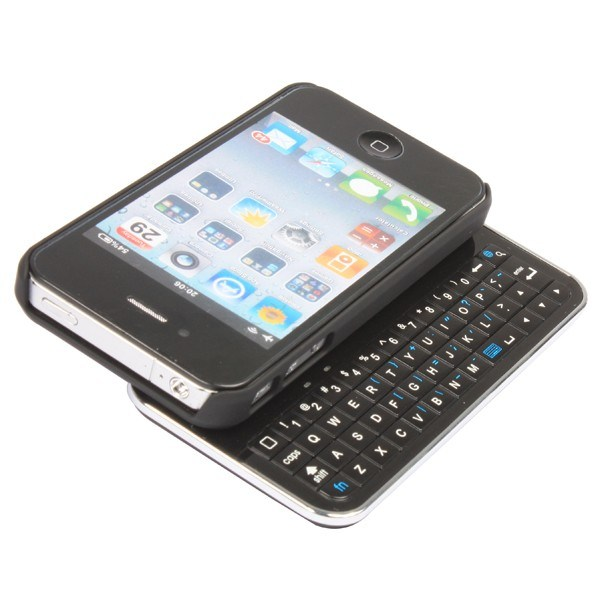 not much sliding bluetooth keyboard for iphone 4 the fix