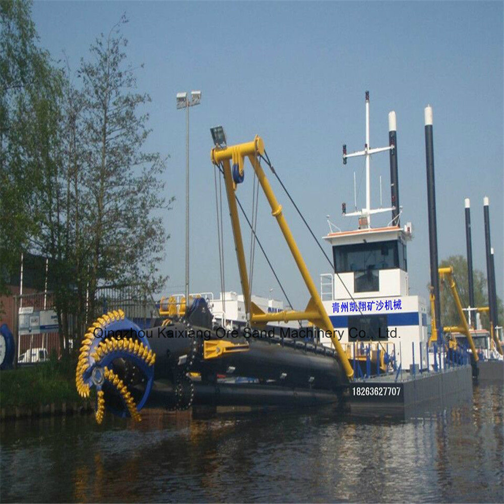 Kx-200 Dredger for Sand Excavation