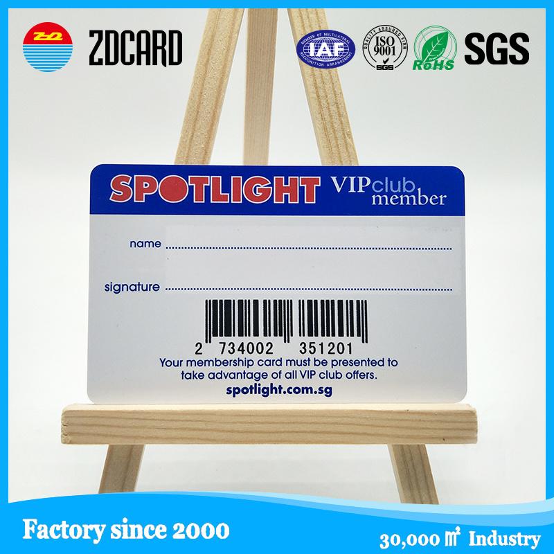 Free Sample Hf 13.56MHz ISO 15693 RFID Card