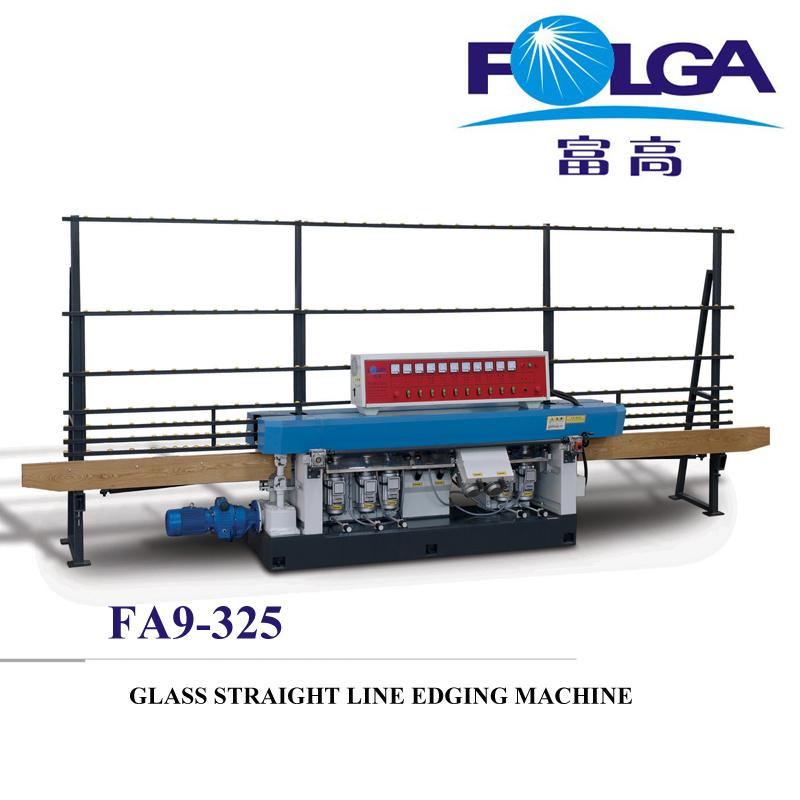 Glass Straight Line Edging Machine (FA9-325)
