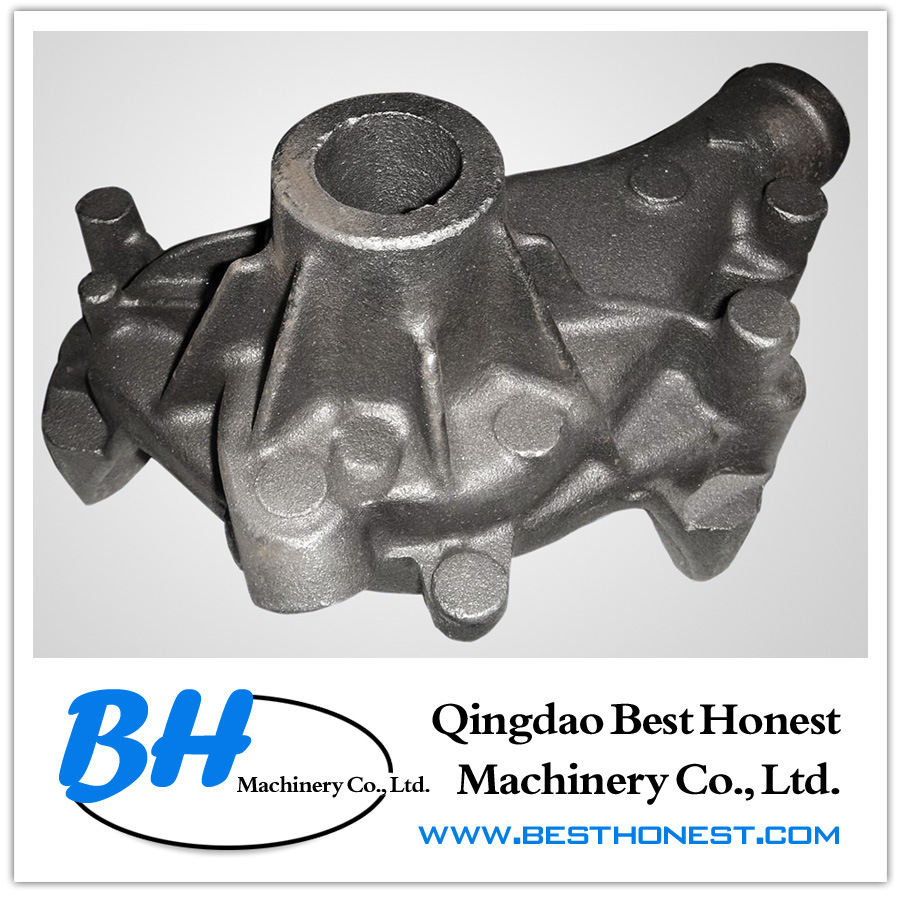 Cast Iron Water Pump Housing (Ductile Iron / Grey Iron)