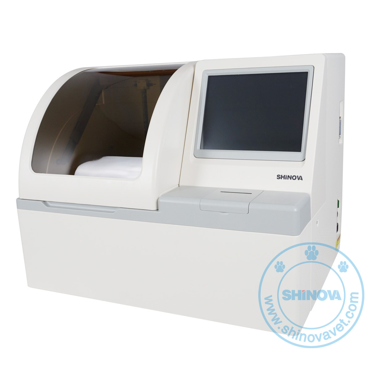 Automatic Veterinary Chemistry Analyzer (Chemo 120V)