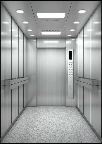 AC Vvvf Goods Elevator for Factory and Logistic Warehouse