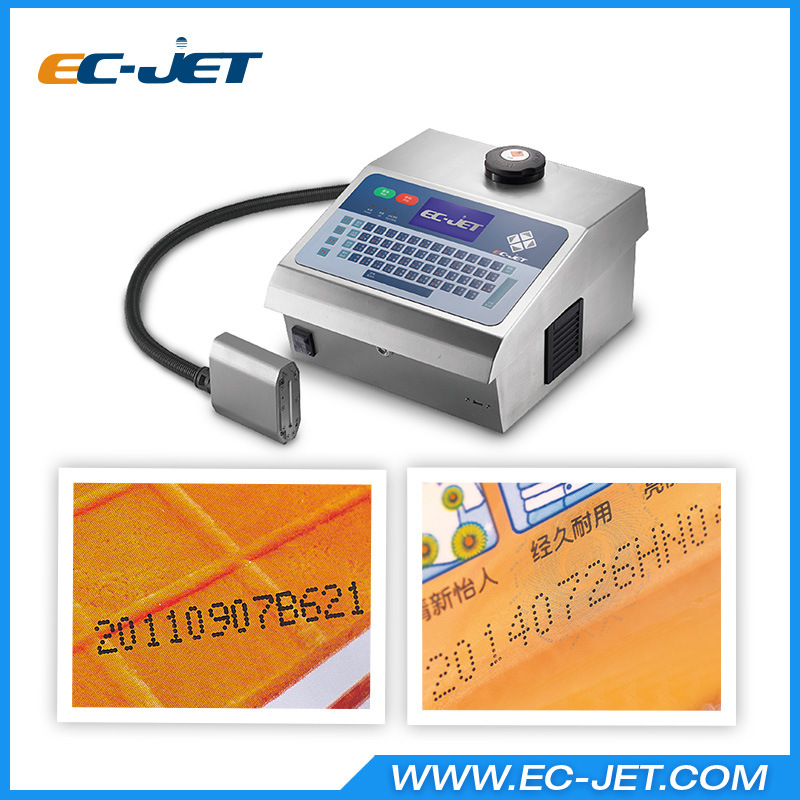 Portable PVC Printing Machine Type Dod Inkjet Printer for Plastic Pipe (EC-DOD)