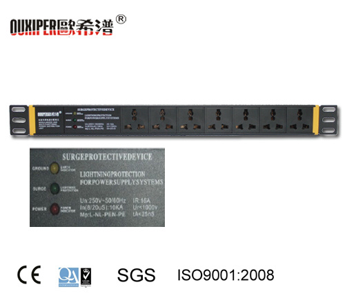 19 Inch Universal Type Cabinet PDU