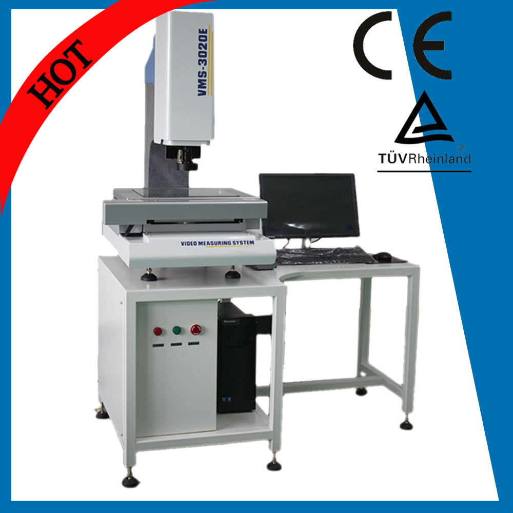 Opitcal Video Universal Length Measuring Machine with Granite Platform