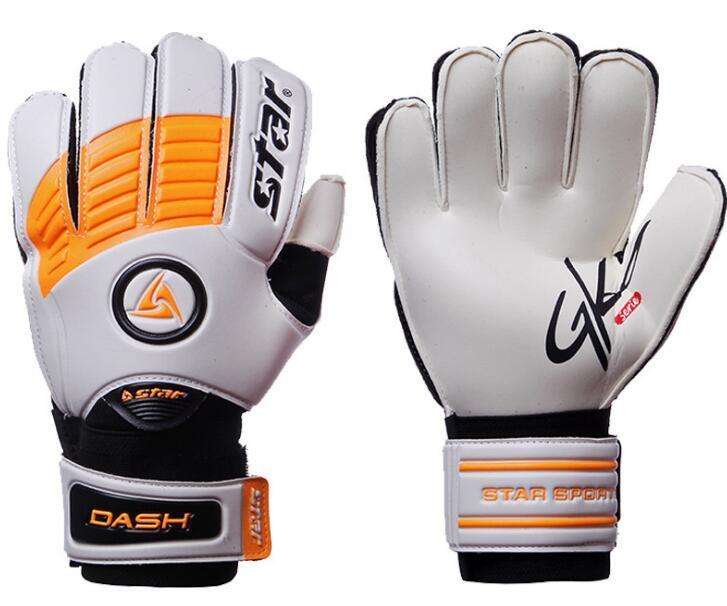 OEM Latex Emulsion Non-Skid Taekwondo Football Goalkeeper Gloves