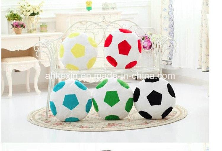 Colorful Super Soft Plush Toy Ball Emoji Pillow