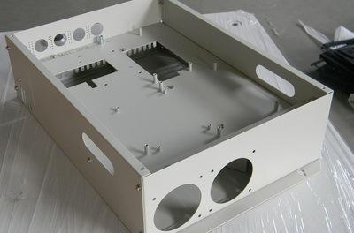 Precision Sheet Metal Fabrication/Enclosure Assembly/Cabinets Enclosure CNC/Metal Parts