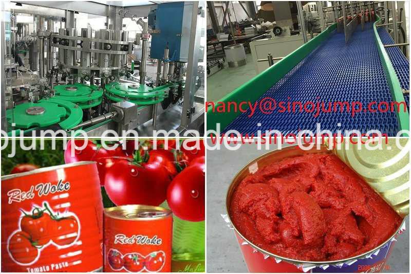 Nature Fruit Jam Production Line/Fruit Juice Processing Machinery