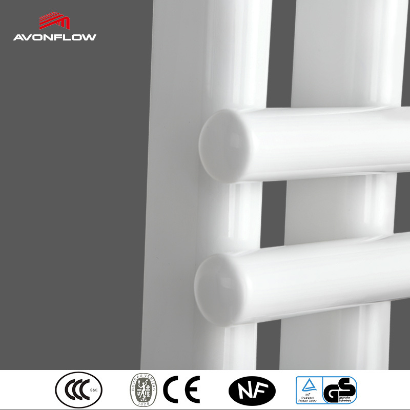 Avonflow White Electric Decorative Heating Radiator for Bathroom (AF-UC)