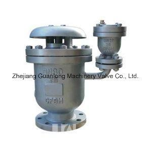 (FGP4X) Combination Type Double Orifice Vacuum Breaker Air Valve