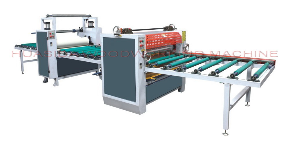 Woodworking Glass Laminating Machine