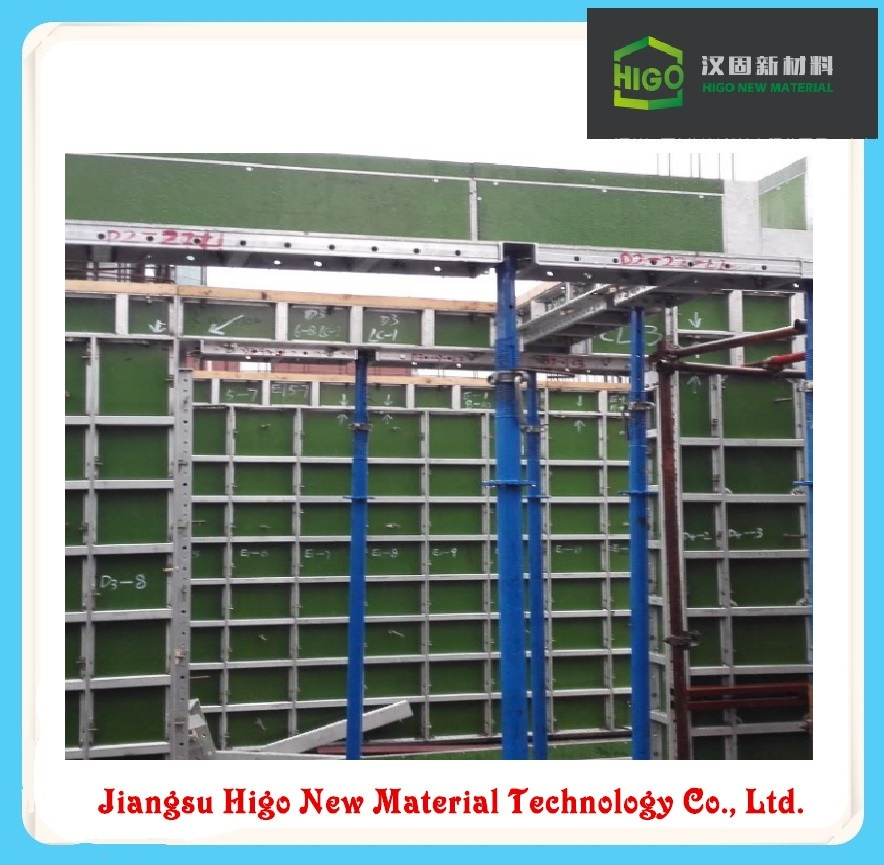 High Quality Aluminum Formwork with Factory Price