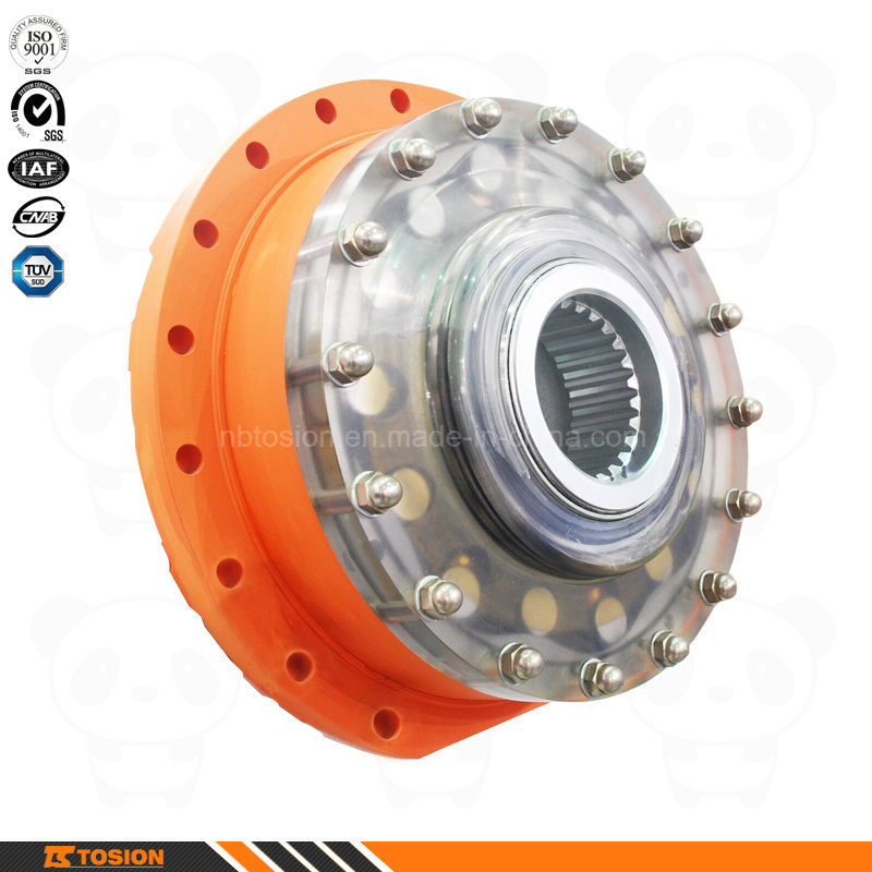 Radial Piston Cam Ring Hydraulic Drive Motor Hagglunds Motor